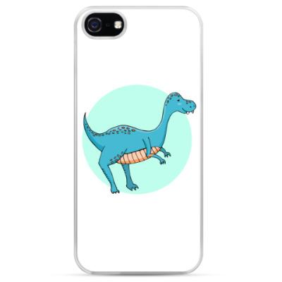 Чехол для iPhone Динозаврик
