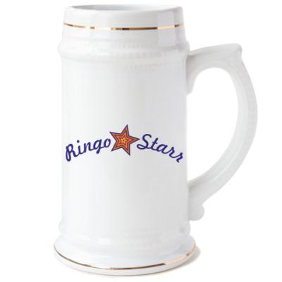 Пивная кружка Ringo Starr