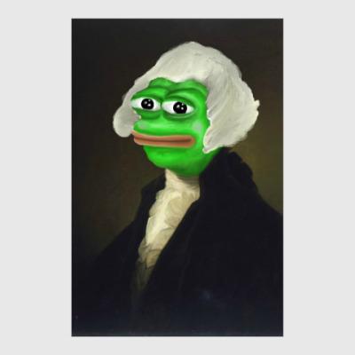Постер Sir Pepe