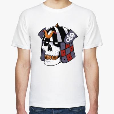 Футболка Skull Samurai