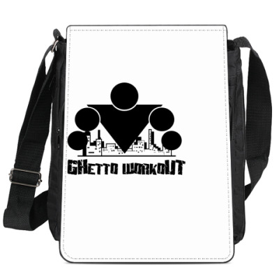 Сумка-планшет Ghetto Workout