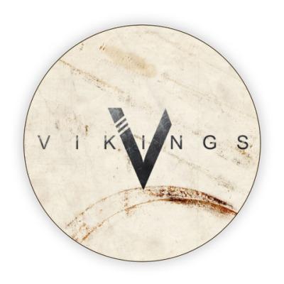 Костер (подставка под кружку) Vikings
