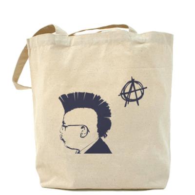 Сумка Холщовая сумка Punk