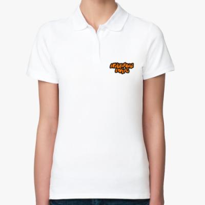 Женская рубашка поло  UGW