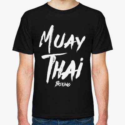 Футболка Muay Thai Boxing Тайский бокс