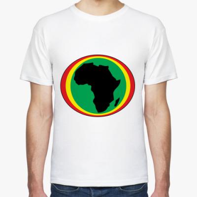 Футболка Африка