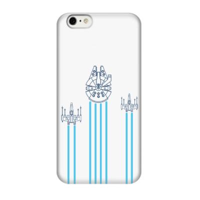 Чехол для iPhone 6/6s звёздные войн (Star wars)