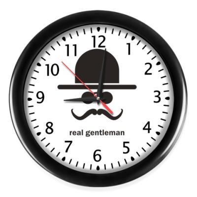 Настенные часы 'Джентльмен'