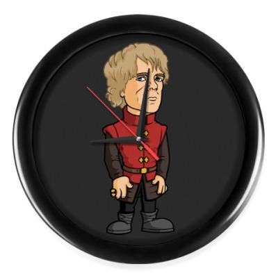 Настенные часы Игра Престолов: Тирион