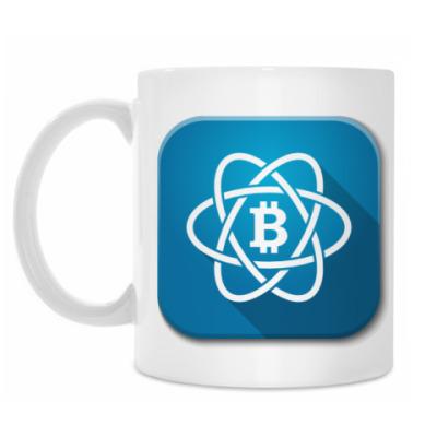 Кружка Bitcoin Atom