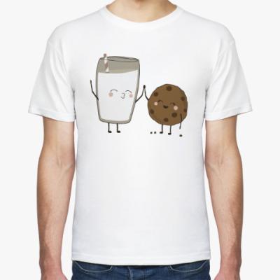 Футболка Печенье с молоком