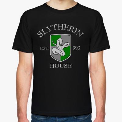Футболка Slytherin