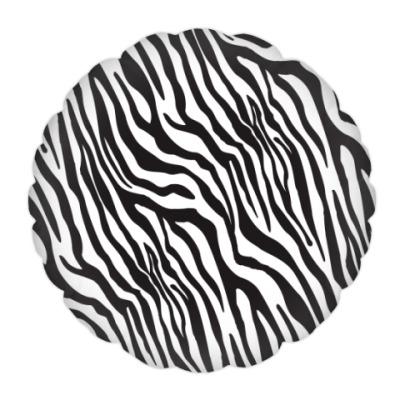 Подушка Зебра