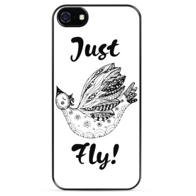 Чехол для iPhone Just Fly!