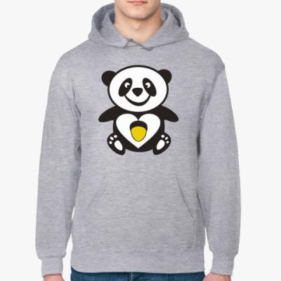 Толстовка худи Панда