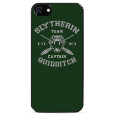 Чехол для iPhone Slytherin Quidditch Team