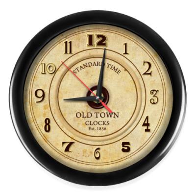 Настенные часы 'Старинные часы'
