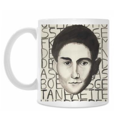Кружка Franz Kafka