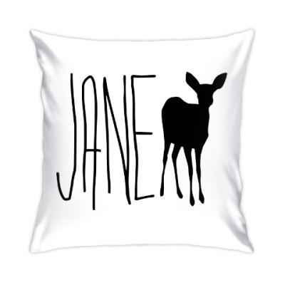 Подушка JANE DOE