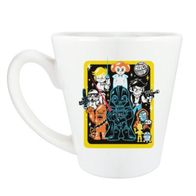 Чашка Латте Star Wars