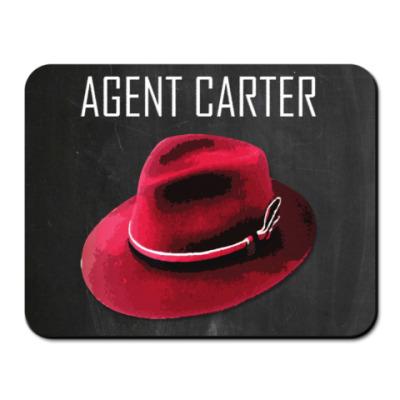 Коврик для мыши Agent Carter