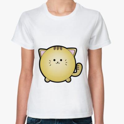 Классическая футболка Animals / Kitty