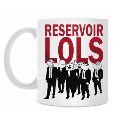 Кружка Reservoir Lols