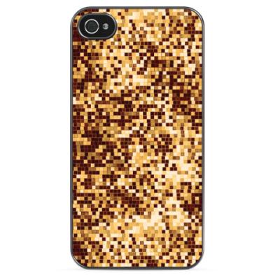 Чехол для iPhone Pixel