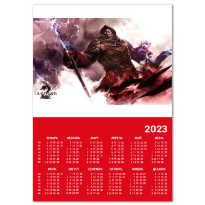 Календарь  на  (Rytlock)