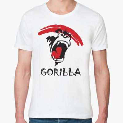 Футболка из органик-хлопка Gorilla
