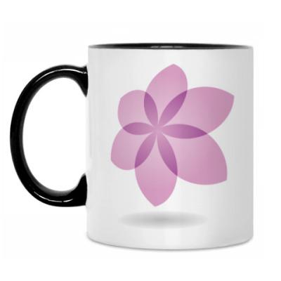 Кружка Цветок Лотоса