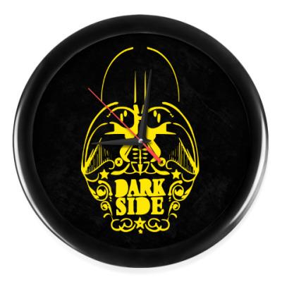 Настенные часы Dark Side