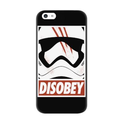Чехол для iPhone 5c Star Wars: Disobey