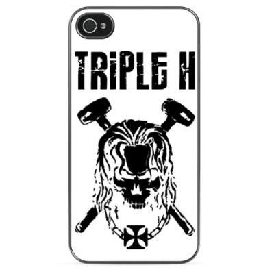 Чехол для iPhone Triple H (HHH)