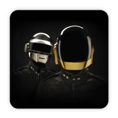 Костер (подставка под кружку) Daft Punk