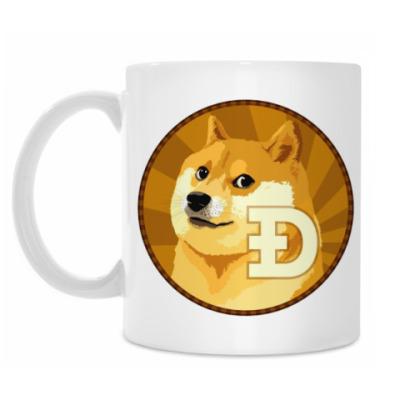 Кружка DOGE COIN