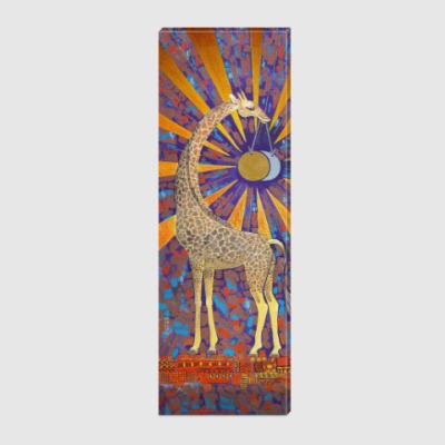 Холст Картина Жираф