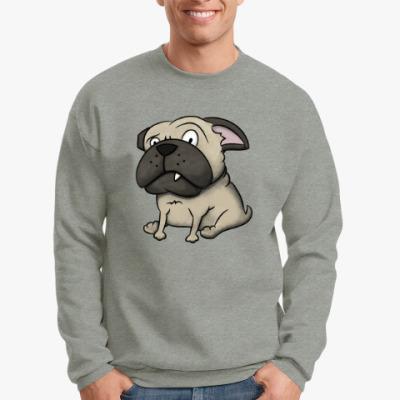 Свитшот grumpy dog