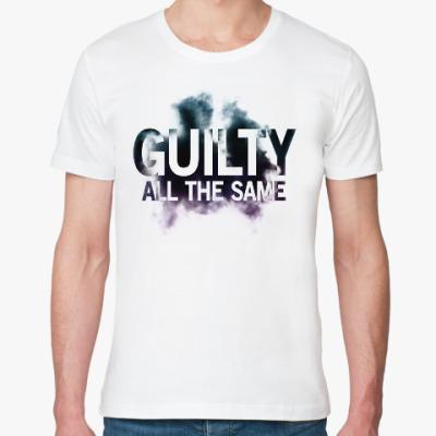 Футболка из органик-хлопка Guilty All The Same