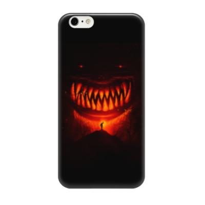 Чехол для iPhone 6/6s Монстр