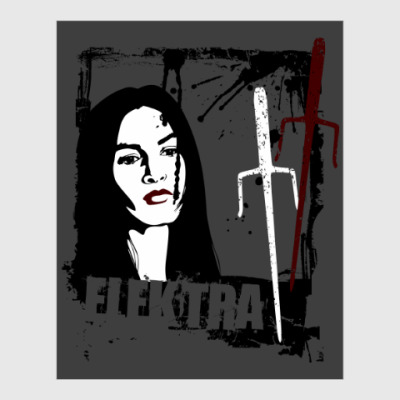 Постер Электра | Elektra