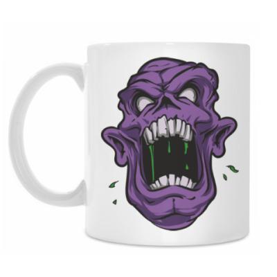 Кружка Zombie, Зомби