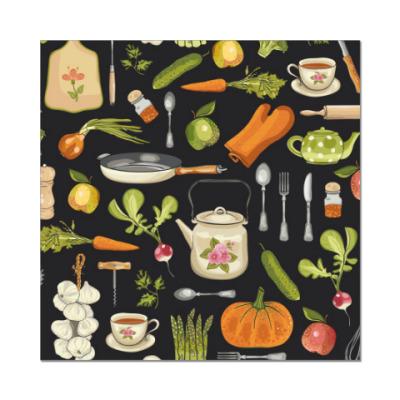 Наклейка (стикер) Кухня