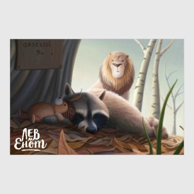 Постер Похищение спящего енота