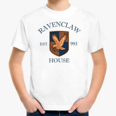 Детская футболка Ravenclaw