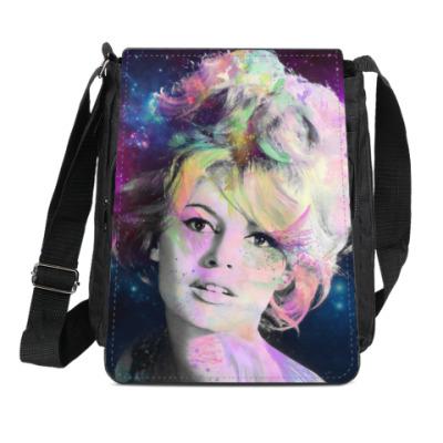 Сумка-планшет Brigitte Bardot