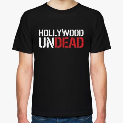 Футболка Hollywood Undead Stencil