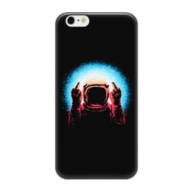 Чехол для iPhone 6/6s Грубый Космонавт
