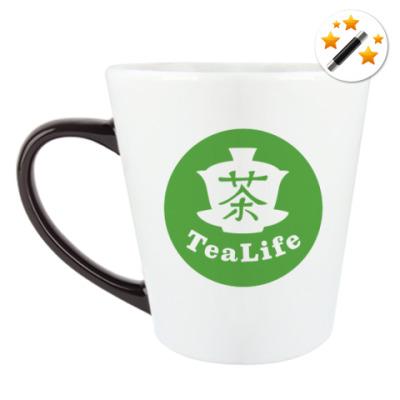 Кружка-хамелеон TeaLife