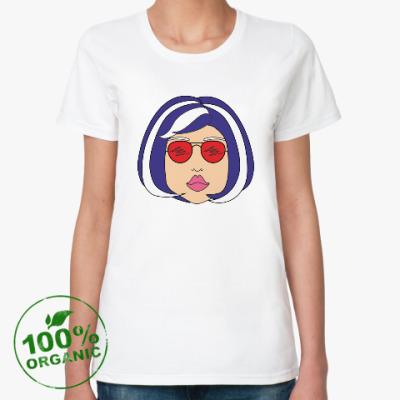 Женская футболка из органик-хлопка Stella Likes